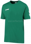 Camiseta de Fútbol HUMMEL Core Cotton Tee 009541-6140