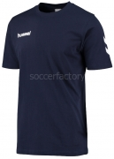 Camiseta de Fútbol HUMMEL Core Cotton Tee 009541-7026
