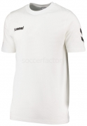 Camiseta de Fútbol HUMMEL Core Cotton Tee 009541-9001