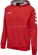 Sudadera de Fútbol HUMMEL Core Cotton Hoodie 033451-3062