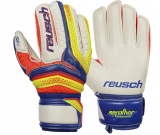 Guante de Portero de Fútbol REUSCH Serathor SG Finger Support Junior 3772810-456