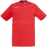 Camiseta de Fútbol UHLSPORT Stream 3.0 Cotton 1002096-01
