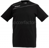 Camiseta de Fútbol UHLSPORT Stream 3.0 Cotton 1002096-02