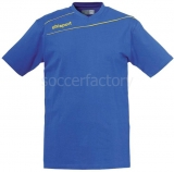 Camiseta de Fútbol UHLSPORT Stream 3.0 Cotton 1002096-04