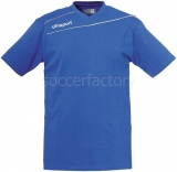 Camiseta de Fútbol UHLSPORT Stream 3.0 Cotton 1002096-07