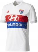 Camiseta de Fútbol ADIDAS 1ª equipación Olimpique de Lyon 2017-2018 B31050
