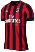 Camiseta de Fútbol ADIDAS 1ª equipación AC Milan 2017-2018 AZ7069