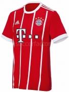 Camiseta de Fútbol ADIDAS 1ª equipación Bayern Múnich 2017-2018 AZ7961