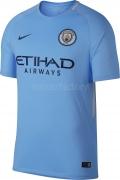 Camiseta de Fútbol NIKE 1ª Equipación  Manchester City 2017-2018 Stadium 847261-489