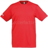 Camiseta de Fútbol UHLSPORT Team  1002108-06