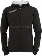 Chaqueta Chándal de Fútbol UHLSPORT Essential Hood 1002102-01