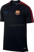 Camiseta de Fútbol NIKE F.C. Barcelona 2017-2018 Breathe Squad  854253-011