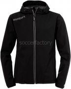 Chaquetón de Fútbol UHLSPORT Essential Softshell 1003247-01