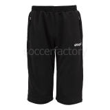 Pantalón de Fútbol UHLSPORT Essential Long Shorts  1005150-01