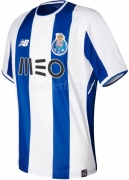 Camiseta de Fútbol NEW BALANCE 1ª Equipación Oporto 2017-2018 MT730061-OPB