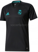 Camiseta de Fútbol ADIDAS Real Madrid 2017-2018 Traininng BQ7911