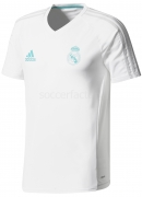Camiseta de Fútbol ADIDAS Real Madrid 2017-2018 Traininng BQ7914