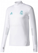 Sudadera de Fútbol ADIDAS Real Madrid 2017-2018 Traininng BQ7947
