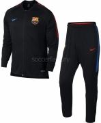 Chandal de Fútbol NIKE F.C. Barcelona 2017-2018 Dry Squad 854341-011