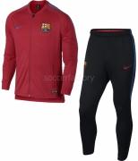 Chandal de Fútbol NIKE F.C. Barcelona 2017-2018 Dry Squad 854341-660