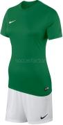 Equipación Mujer de Fútbol NIKE Park P-833058-302