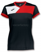 Camiseta Mujer de Fútbol JOMA Crew II Woman 900385.106