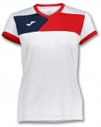 Camiseta Mujer de Fútbol JOMA Crew II Woman 900385.206