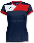Camiseta Mujer de Fútbol JOMA Crew II Woman 900385.306