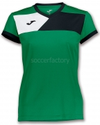 Camiseta Mujer de Fútbol JOMA Crew II Woman 900385.451