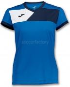 Camiseta Mujer de Fútbol JOMA Crew II Woman 900385.703