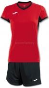 Equipación Mujer de Fútbol JOMA Champion IV Woman P-900431.601