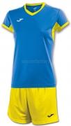 Equipación Mujer de Fútbol JOMA Champion IV Woman P-900431.709