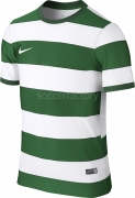 Camiseta de Fútbol NIKE Hooped Division II 725888-100