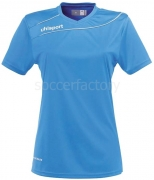 Camiseta Mujer de Fútbol UHLSPORT Stream 3.0 Women 1003239-10
