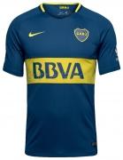 Camiseta de Fútbol NIKE 1ª Equipación Boca Juniors 2017-2018 847299-461