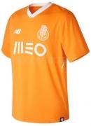 Camiseta de Fútbol NEW BALANCE 2ª Equipación Oporto 2017-2018 MT730068-FEO