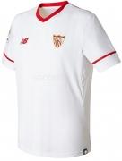 Camiseta de Fútbol NEW BALANCE 1ª equipación SFC 2017-2018 MT730077-WT