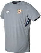 Camiseta de Fútbol NEW BALANCE SFC Training 2017-2018 MT730273-GNM