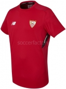 Camiseta de Fútbol NEW BALANCE SFC Training 2017-2018 MT730273-HRD