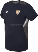 Camiseta de Fútbol NEW BALANCE SFC Training 2017-2018 MT730273-NGM