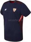 Camiseta de Fútbol NEW BALANCE SFC Training 2017-2018 MT730273-NV