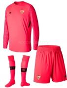 Camiseta de Fútbol NEW BALANCE Portero SFC 2017-2018 Junior JY730138-BRC