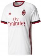 Camiseta de Fútbol ADIDAS 2ª equipación AC Milan 2017-2018 BR8946