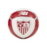 Balón de Fútbol NEW BALANCE Sevilla FC 2017-2018 minibalón SFLDIMI7-WHR