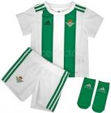 Camiseta de Fútbol ADIDAS Mini Kit 1ª Equipación Bebe Real Betis  CI3176