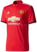 Camiseta de Fútbol ADIDAS 1ª Equipación Manchester United 2017-2018 BS1214