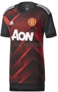 Camiseta de Fútbol ADIDAS Manchesterd United 2017-2018 Calentamiento BS2608