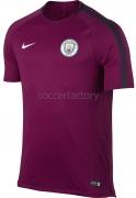 Camiseta de Fútbol NIKE Manchester City 2017-2018 Entrenamiento 854749-665