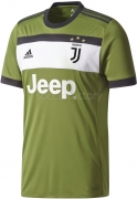 Camiseta de Fútbol ADIDAS 3ª equipación Juventus 2017-2018 AZ8711