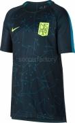 Camiseta de Fútbol NIKE Dry Neymar Squad 859880-454